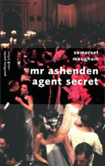 Mr Ashenden, agent secret